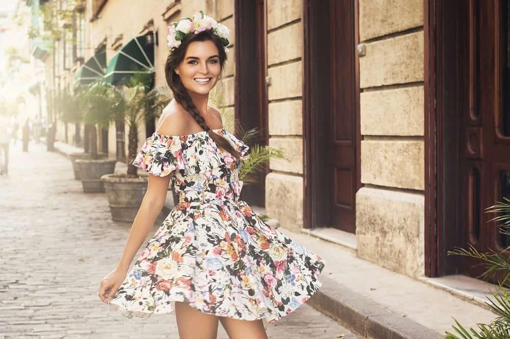 Letnie sukienki gdzie kupić te najpiękniejsze