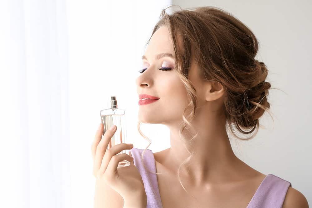 Utrwalenie zapachu perfum